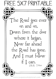 Tolkien Quotes Fascinating The Road Goes Ever On JRRTolkien Quotes