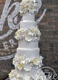 How To Design A Luxury Fondant Wedding Cake