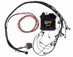 Includes haltech elite 950 ecu terminated engine harness three circuit fuse block