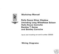 rolls royce corniche wiring diagram rolls rolls royce rolls royce silver shadow corniche workshop service manual parts rolls royce corniche wiring diagram at