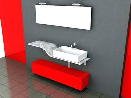 red bathroom sink red bathroom sink model of red red bathroom vanity with glass top and