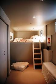 Awesome Basement Bedroom Ideas. Love this. You can always use a extra  bedroom