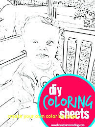How To Make Your Own Coloring Book Create Your Own Coloring Page
