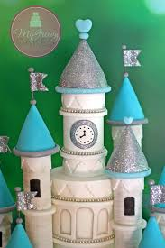 Princess Castle Cake Video Tutorial Mcgreevy Cakes