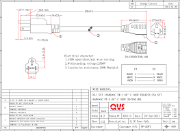 qvs external power cables 5 15r Outlet Diagram ideal for ups, rack mount outlets and for travelling situations (connector ac nema 5 15p male to nema 5 15r female; length 10 inches) Outlet 5- 15 20R