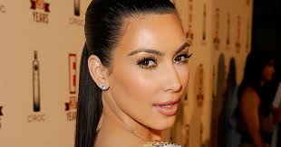 kim kardashian inspires brit to invent contour make up and now the star is wearing it herself mirror
