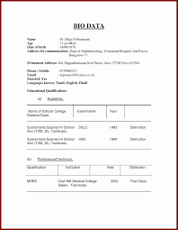 Pharmacist Sample Resume Resume Format Normal Format Normal Resume 2 Resume Format