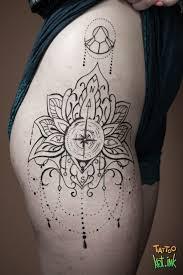татуировка мандала какую сделать девушке