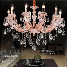 modern crystal chandelier candle holder for foyer rose throughout gold remodel 12