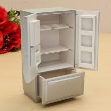 dollhouse miniature furniture. Dollhouse Miniature Furniture Kitchen Fridge Refrigerator 1064620 Larger Image