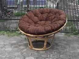 papasan furniture. Image Of: Papasan Chair With Cushion Style Furniture
