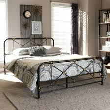 Industrial Metal Bed Frame Uk Pipe Plans Wheels. Industrial Bed Frames  Sydney Ding Style Queen Frame With Storage.