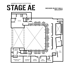 Stage Ae Pittsburgh Seating Chart Stage Ae Stage Ae 2 870 Photos Lieu De Musique En