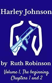 Harley Johnson by Ruth Robinson