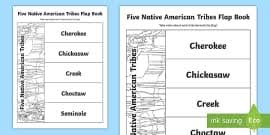 Creek And Cherokee Venn Diagram Indigenous Peoples Day Research Activity Twinkl