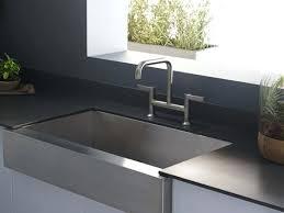 deep stainless steel sink. Deep Stainless Steel Kitchen Sink Vault W Apron 8 .