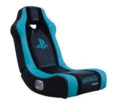 gaming chair. X-Rocker Wraith PlayStation Gaming Chair