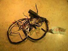 mercury wiring harness boat parts mercury mariner underhood wiring harness 84 18672a2 1989 1997 30 jet 40 hp 4