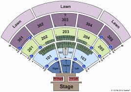 Molson Amphitheatre Detailed Seating Chart 33 Detailed Cricket Seating Chart