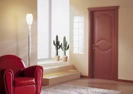 Porte In Legno Massello Grezze : Porte in legno per interni