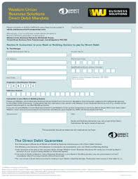 Fill Form Online 2009 Western Pdffiller - Union Fillable Printable Blank 2014