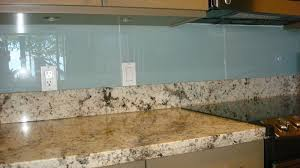 large format 12 x 24 glass tile backsplash at lahaina ss