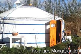 Small Picture Watch a Nomadic Couple Make It Work in a Mongolian Hut Curbed