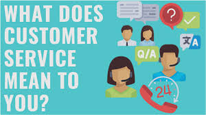 What Does Good Customer Service Mean To You What Does Customer Service Mean To You Examples Tips To