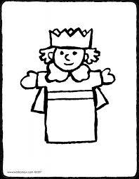 Poppen Kleurprenten Pagina 2 Van 2 Kiddicolour