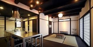 Modern Japanese Kitchen Interior Design