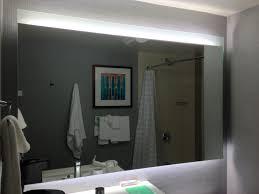 Bathroom Lighting Led Lights Behind Bathroom Mirror Decoration inside  measurements 3264 X 2448
