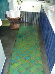 bathroom rug runner bath rug runner sets bathroom rug runner bath mat runner set throughout bath bathroom rug runner