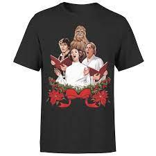 Star Wars Weihnachten Jedi Carols T ...