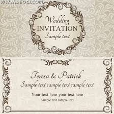 Create Invitation Card Free Download Extraordinary Wedding Invitation Card Design Free Download Jessicajconsulting