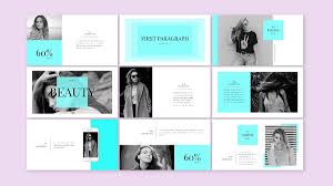 nice powerpoint templates beauty presentation templates powerpoint keynote on behance