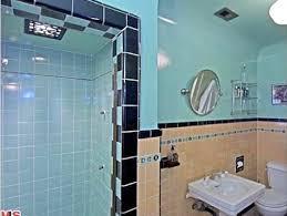 old bathroom tile. Never Change, Colorful Tile Bathrooms In Old LA Houses Bathroom C