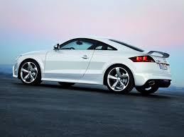 Audi TT RS technical details, history, photos on Better Parts LTD