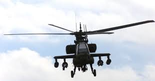 Two Dead In Apache Helicopter Crash In Galveston Bay