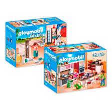 Playmobil 9268 9 Modernes Wohnhaus Set 4 2er Set Real