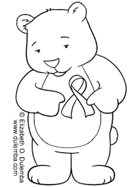 Small Picture Coloring Page Breast Cancer Pages For Kids Butterfly Printable