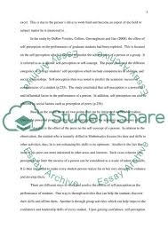 Psychology Insight Paper Essay Example Topics And Well