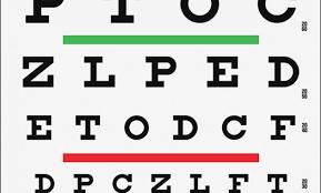 Right Texas Dps Eye Test Chart 2019