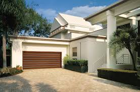 Contemporary Wood Garage Doors - Reserve Modern by Clopay