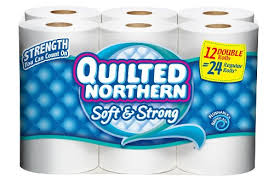 Amazon.com: Quilted Northern Bath Tissue Soft and Strong Double ... & Amazon.com: Quilted Northern Bath Tissue Soft and Strong Double Roll, 12  Count (Case of 4): Health & Personal Care Adamdwight.com