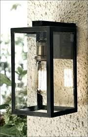 white outdoor wall light with motion sensor ing alexandria