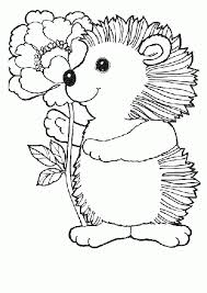 Coloring Pages For Kids Animal