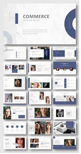 <b>2 in 1</b> Blue & Red <b>Creative</b> PowerPoint Template – Original and ...
