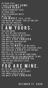 Love Soulmate Poems