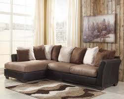 Impressive Ashley Furniture Sectional Couches E Inside Beautiful Design
