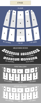 Lyric Opera Seating Chart Civic Opera House Chicago Il Seating Chart Stage